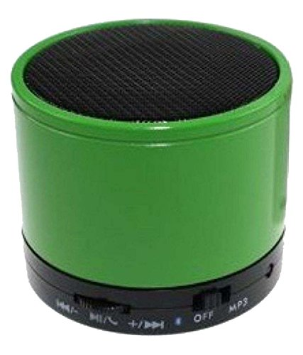 NEW RICH WALKER Premium Sound Quality 100% Compatible Bass Sound Stereo Pairing Durable Design Portable Wireless Bluetooth Speaker Mini Multicolor With Portable Audio Player & FM compatiable for Spice Boss Trio M 5025  available at amazon for Rs.499
