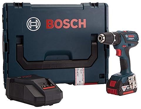 Bosch Professional GSB18-2-LI-PLUS 5AH Perceuse visseuse à percussion avec batterie en coffret L-boxx 18 V 5 Ah