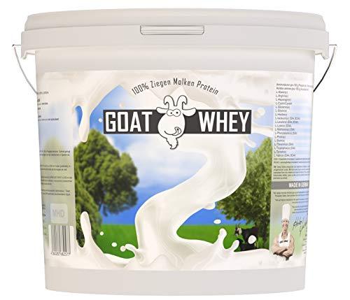 LSP Goat Whey (Ziegen Molken Protein) Neutral, 1er Pack (1 x 2.5 kg)