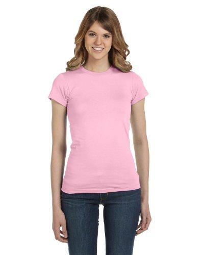 Enclume femmes Bio Drap-housse Coton Ringspun T pour homme CHARITY PINK