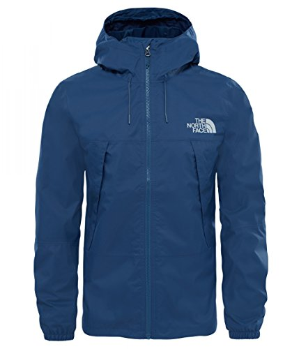 The North Face North Face M 1990Mountain Q Jacket Herren, Jacke, Blau–(Shady Blue)