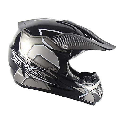 LOLIVEVE Motorradhelm Road Racing Offroad-Helm Vollhelm Offroad-Helm