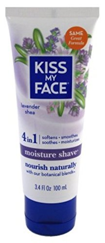kiss-my-face-4-in-1-lavender-shea-moisture-shave-34-ounce-by-kiss-my-face