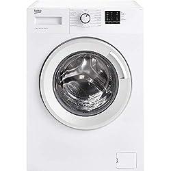 Beko WCA270 machine à laver Autonome Charge par-dessus Blanc 7 kg 1200 tr/min A+++ - Machines à laver (Autonome, Charge par-dessus, Blanc, Rotatif, Tactil, Gauche, LED)