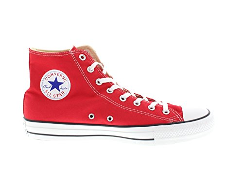 Converse M7650, Sneaker Unisex – Adulto Rosso (Rot (red))