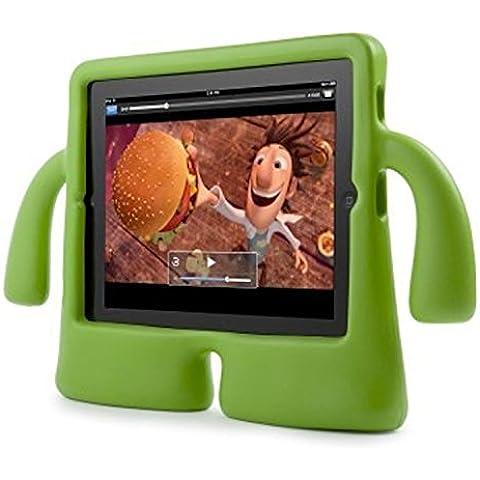 eastchina® Nueva Estilo de moda super light peso para Kid Niño Prueba de Golpes Soporte de mango de espuma EVA Super Protección Convertible–Funda protectora para iPad Mini de Apple IPAD Mini 1& 2/iPad 2/iPad 3/iPad 4/iPad 5y iPad Air