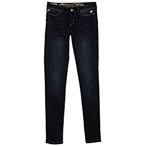 DESIGUAL, DENIM 2ND SKIN, 29, AZUL