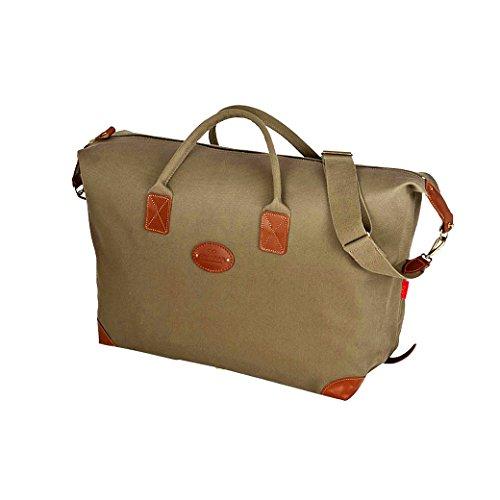 Chapman Bags Koffer, olivgrün (Grün) - NMD21-Olive Green- With Shoulder Strap olivgrün