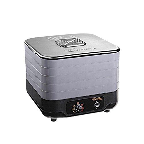 Natood di alta qualità OmegaJuicers Excalibur alimentari macchina di disidratazione essiccatore Dryer ECB52B-C