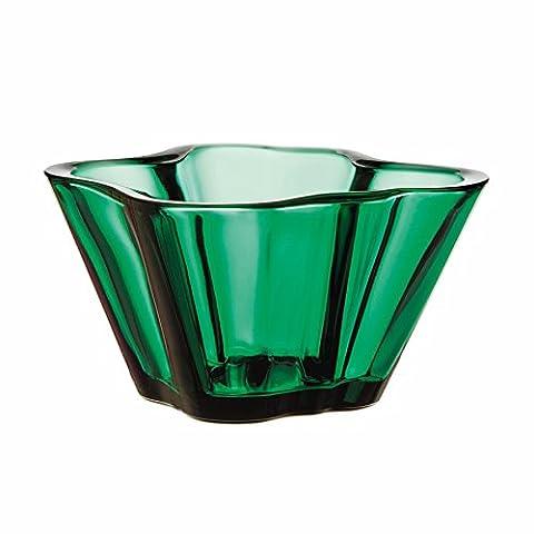 iittala Alvar Aalto Schale 75mm, smaragd