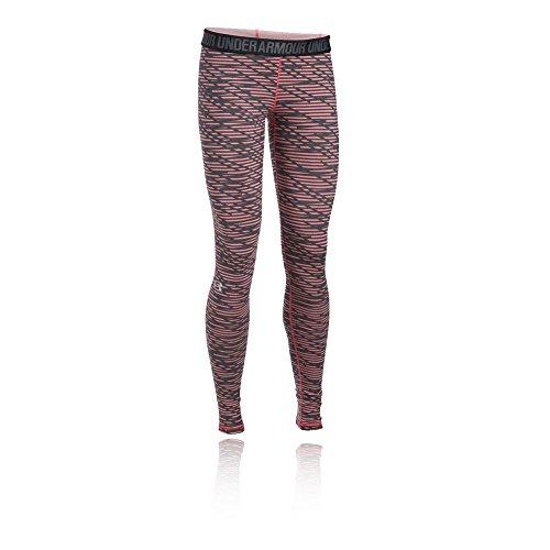 Under Armour Favorite printed legging Women's Sports Leggings (1300181-853_XS_Perfection, Rhino Grey and Metallic Silver)