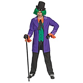 Joker Kostüm für Herren - Gr. 52 54