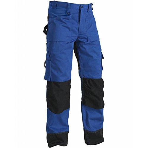 Blakläder 152318608599D104 Pantalon artisan bicolore Taille D104 Bleu/Noir