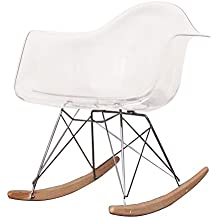 Rocking chair eames for Replique fauteuil eames