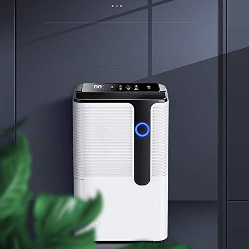 Fbestfan 22L/Day Dehumidifier with Digital Humidity Display, Sleep Mode, Continuous Drainage, Laundry Drying and 24 Hour…