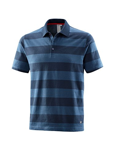 Joy Sportswear Polo Benito Dutch Blue Stripes 54 (Bekleidung Dutch Blue)