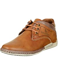 High Top Sneakers Shoes For Men, High Top Casual Shoes For Men By NO-LEATHER