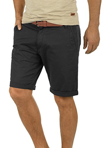 SOLID Montijo Chino Shorts, Größe:L;Farbe:Black (9000)
