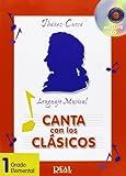 Canta Con Los Clasicos, Vol.1 -  Grado Elemental (RM Entonacion)