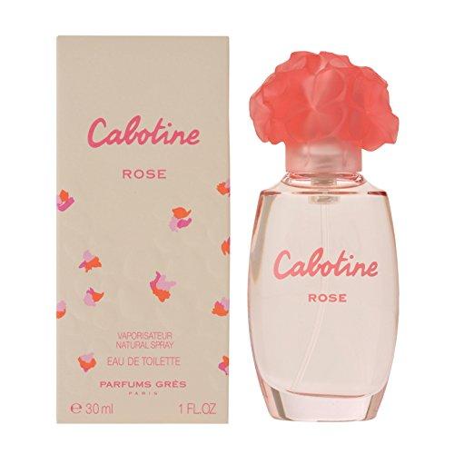 Parfüm CABOTINE von Gres Rose EDT Spray 30ml