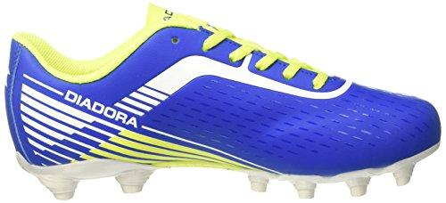 Diadora 7fifty Mg14, Scarpe per Allenamento Calcio Uomo Blu (Azzurro/Bianco)
