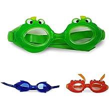 Swimtastic – Gafas de Natación Cómodas y Divertidas Para Niños y Niñas