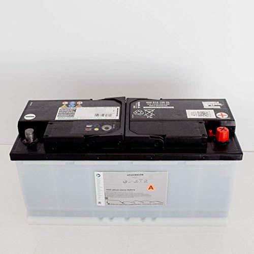 Lead-Calcium Batteria 000915105DL 12V 110Ah 520A Din 850A 2008 Nuovo O