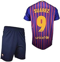 Seconda Maglia FC Barcelona Suárez
