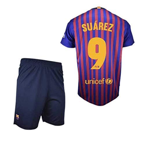 Conjunto Camiseta y Pantalon 1ª Equipación 2018-2019 FC. Barcelona - Réplica  Oficial Licenciado 6d14437c70d