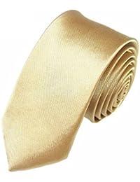 Mivera Premium Solid Color Necktie , Slim Neck Tie For Men, 2inch Width, Formal Neck Tie, Skinny Neck Tie For... - B0734LXBK6