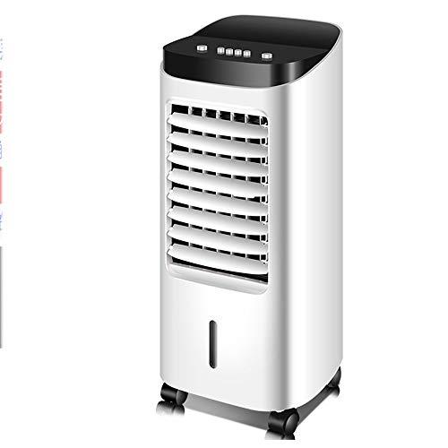 WLJ Klimaanlage Tragbares Klimagerät mit EntfeuchterfunktionOscillator-Oszillator für 60 W Leistung Luftkühler Ventilator (Farbe : Mechanical)