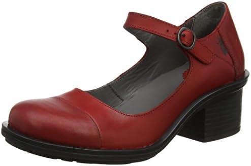 Fly London Cody877fly, Zapatos de Tacón con Punta Cerrada para Mujer