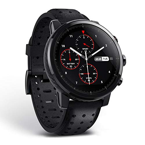 Amazfit Stratos 2s Smartwatch Premium Multisport con GPS impermeabile Activity Tracker ...