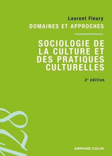 Sociologie de la culture et des pratiques culturelles (128)