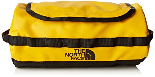 The North Face Erwachsene Kulturbeutel BC Travel Canister L Summit Gold/Tnf Black