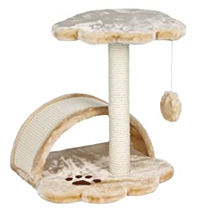 Vitoria Scratching Post, 43 cm, Beige by Trixie