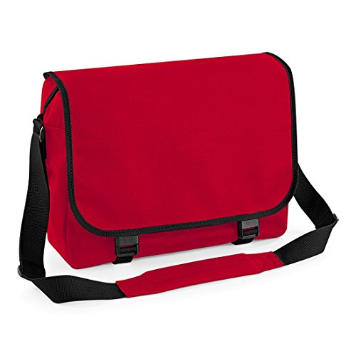 Messenger bag BagBase CLASSIC ROSSO