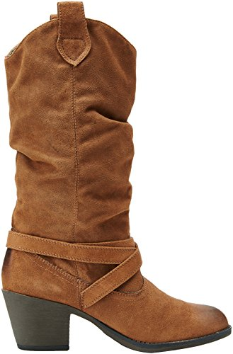 Rocket DOG Sidestep Damen Stiefel Braun (chesnut)