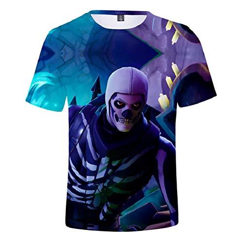 AGOLOD Camiseta para niño Gaming