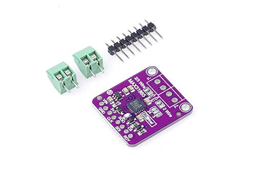 DollaTek PT100 zu PT1000 MAX31865 RTD Temperatur-Thermoelement-Sensor-Verstärker-Modul Arduino -