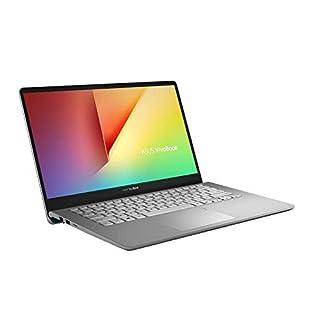 ASUS VivoBook S14 S430UA (90NB0J54-M04770) 35,6 cm (14 Zoll, FHD, Matt) Notebook (Intel Core i5-8250U, 8GB RAM, 256GB SSD, Intel UHD-Grafik 620, Windows 10 Home) Gun Metal