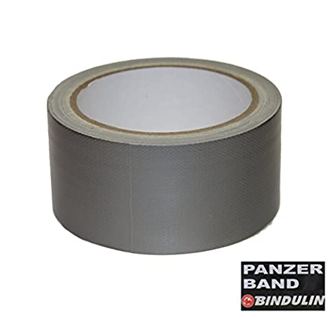Ten Meter Duct Tape Silver Cloth Gaffer Tape Extra Strong–Ideal