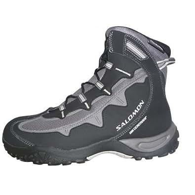 Salomon stenson ts wp w noir gris femme chaussure randonnée marche waterproof Salomon T:38 2/3