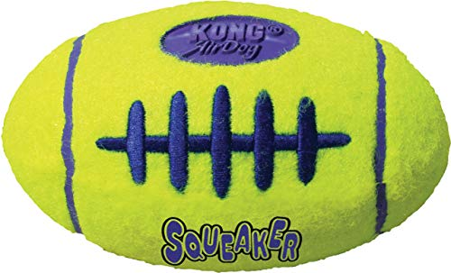 Kong 907-8997 Airdog Football Squeaker Grande 1U 75241