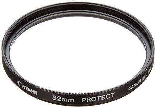 Canon Regularfilter 52mm Kamera Filter (Klarglas-Schutzfilter)