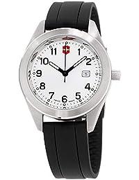 Victorinox Garrison Elegance 26060CB - Reloj de Pulsera para Mujer (Esfera  Negra 056ac15e9085