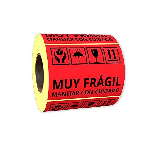 Pryse 1040017 - Etiqueta adhesiva