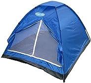 خيمة رحلات سعة 5 أشخاص أزرق
