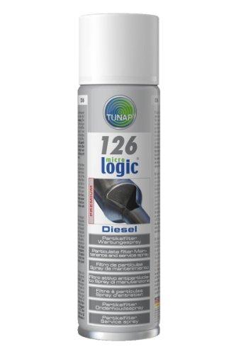 Preisvergleich Produktbild TUNAP Additiv 126 micrologic premium Pflegespray Partikelfilter 400ml