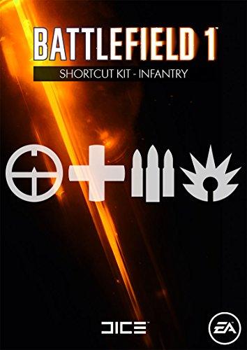 Battlefield 1 Shortcut Kit - Infanterie-Bundle Edition DLC [PC Code - Origin]